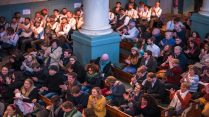 Sing Out: Live and Loud, Shoreditch Church, 13 December 2014.